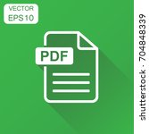 pdf format download icon....