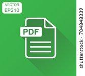 pdf format download icon....