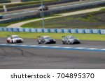 out of focus image of super car ...   Shutterstock . vector #704895370