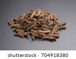 Small photo of Helicteres Isora or East Indian Screw Tree are Herb Maintain Diabetes and Reduce