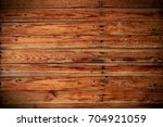 grunge wooden wall used as...   Shutterstock . vector #704921059