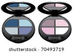 Sets Of Multicolored Eye...