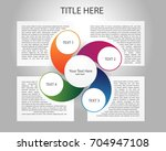 info graphic quote text box for ... | Shutterstock .eps vector #704947108