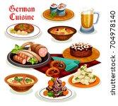 german cuisine traditional beer ...