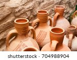 Amphoras  Vases And Old Clay...