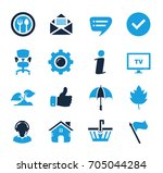 web icons | Shutterstock .eps vector #705044284