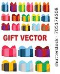 gift vector   vector...