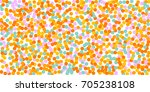 bright background of... | Shutterstock .eps vector #705238108