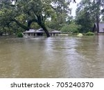 Flooding From Hurricane Harvey...