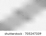 comic pattern. halftone... | Shutterstock .eps vector #705247339