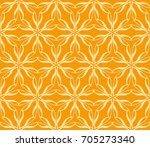 seamless   texture with an... | Shutterstock . vector #705273340