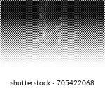 gray monochrome  abstract... | Shutterstock . vector #705422068