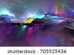 the colors in the series  fancy ... | Shutterstock . vector #705525436