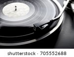 record and record player | Shutterstock . vector #705552688