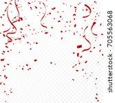 celebration background template ... | Shutterstock .eps vector #705563068