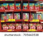 kelantan  malaysia   august 21  ... | Shutterstock . vector #705663538
