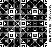 ethnic seamless surface pattern ... | Shutterstock .eps vector #705720010