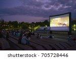 29 august 2017 bucharest ... | Shutterstock . vector #705728446