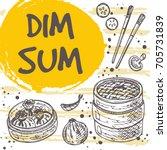 Dim Sum Menu Concept Design....