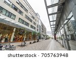 jonkoping  sweden   july 30  ... | Shutterstock . vector #705763948
