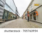jonkoping  sweden   july 30  ... | Shutterstock . vector #705763954