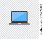 flat vector icon   illustration ... | Shutterstock .eps vector #705779320