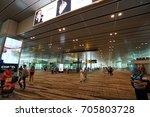 singapore   23 aug. 2017  ... | Shutterstock . vector #705803728