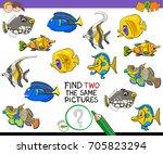 cartoon vector illustration of... | Shutterstock .eps vector #705823294