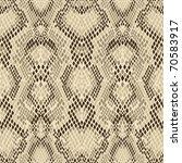 snake skin pattern  light... | Shutterstock .eps vector #70583917