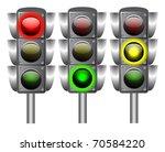 vector illustration of three...   Shutterstock .eps vector #70584220
