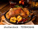 Duck On Old Polish Roasted With ...