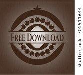 free download vintage wooden...