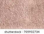 close up brown  jean fabric ...   Shutterstock . vector #705932734