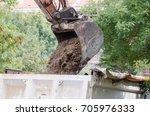 Bulldozer Excavator Loading...