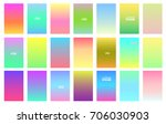 soft color gradients background....