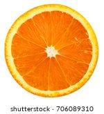 Orange Fruit. Orange Slice...
