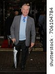 Small photo of LONDON - AUG 02, 2017: Sir Jeffrey Archer arrives for the Evita musical press night in London