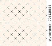 vector minimalist background.... | Shutterstock .eps vector #706128898