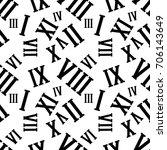 seamless background pattern...   Shutterstock .eps vector #706143649
