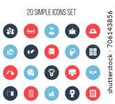 set of 20 editable teach icons. ...