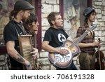 austin texas  usa    march 2011 ... | Shutterstock . vector #706191328