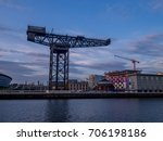 glasgow  scotland   july 21 ... | Shutterstock . vector #706198186