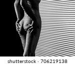 nude woman sexy artistic black...