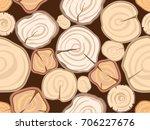 seamless background... | Shutterstock .eps vector #706227676