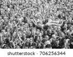 kostrzyn  poland   august 05 ... | Shutterstock . vector #706256344