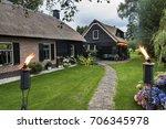 jonen  the netherlands   july... | Shutterstock . vector #706345978
