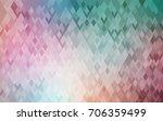 light green  red vector... | Shutterstock .eps vector #706359499
