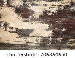 brown old wooden board | Shutterstock . vector #706364650