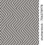 vector seamless pattern. modern ...   Shutterstock .eps vector #706378978