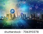 ai  artificial intelligence ...   Shutterstock . vector #706393378
